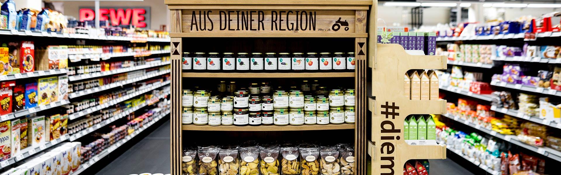 Regionales aus der Kölner Gegend in Ihrem REWE Aslim