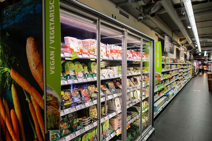 Vegane und vegetarische Lebensmittel in Köln kaufen